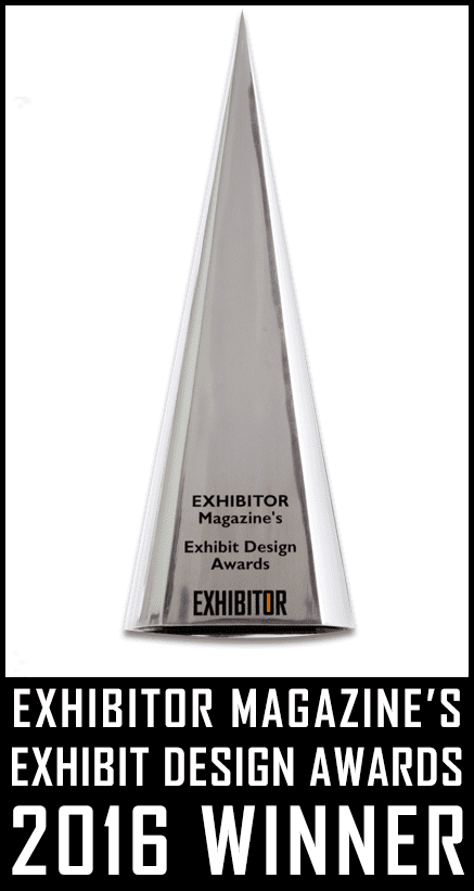 EXHIBITOR Magazine's 30th Annual EXHIBIT DESIGN AWARD