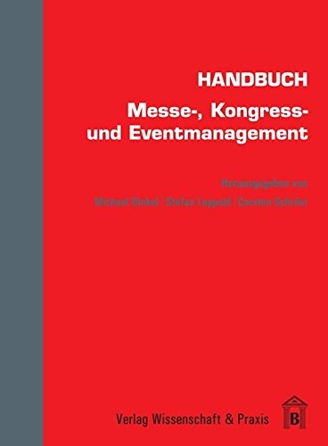 Trade Fair, Congress and Event Management Manual