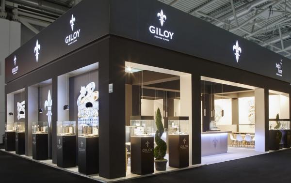 GILOY - Inhorgenta, Munich