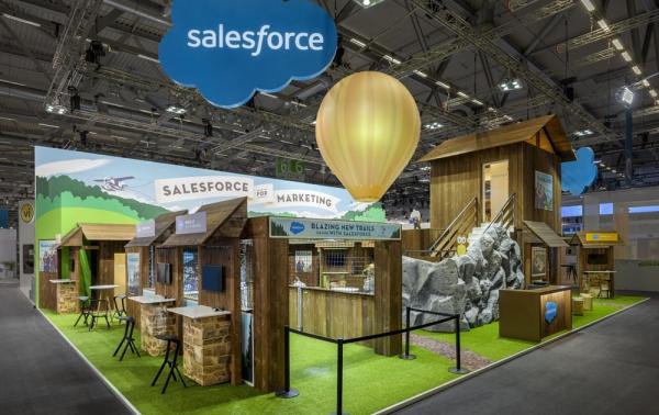 Salesforce - dmexco, Cologne