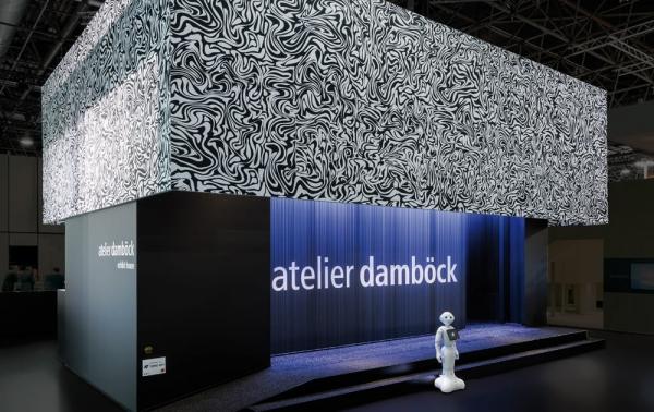 atelier damböck - EuroShop, Dusseldorf